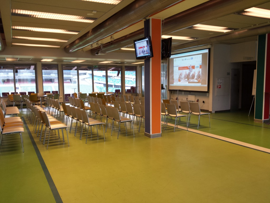 Ullevi Lounge - Restaurang och konferens med lunch i Göteborg