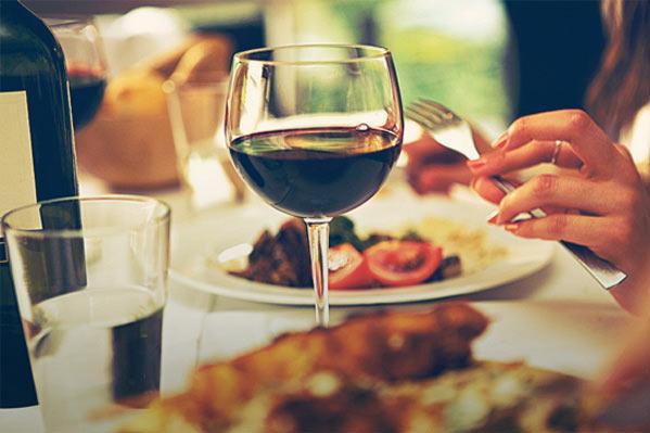 Restaurang med lunch i Göteborg