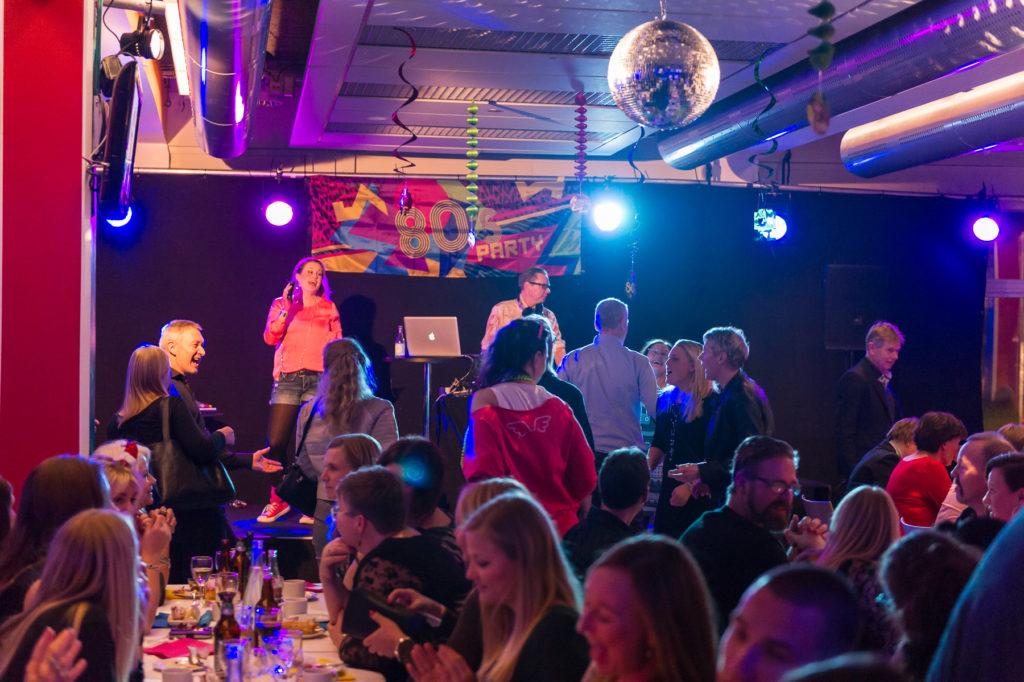 Back to the 80´s - Restaurang och konferens med lunch i Göteborg