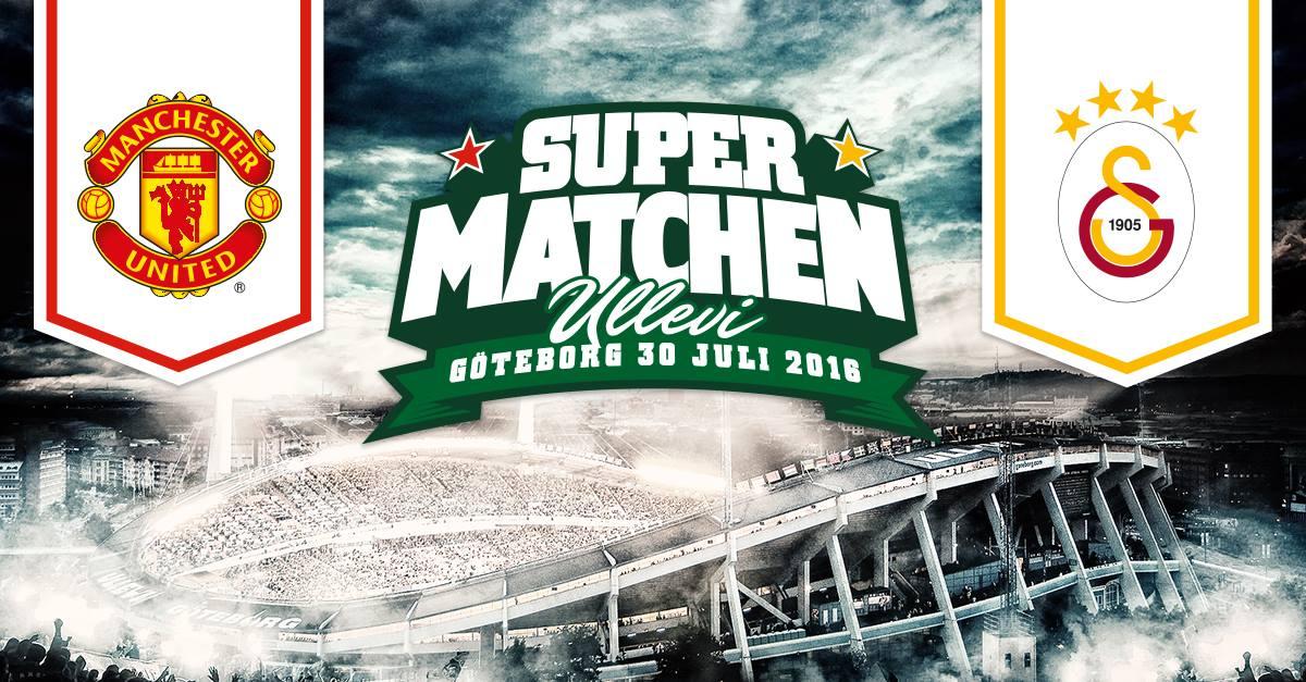 Supermatchen 30 juli - Ullevi restaurang och konferens i Göteborg.
