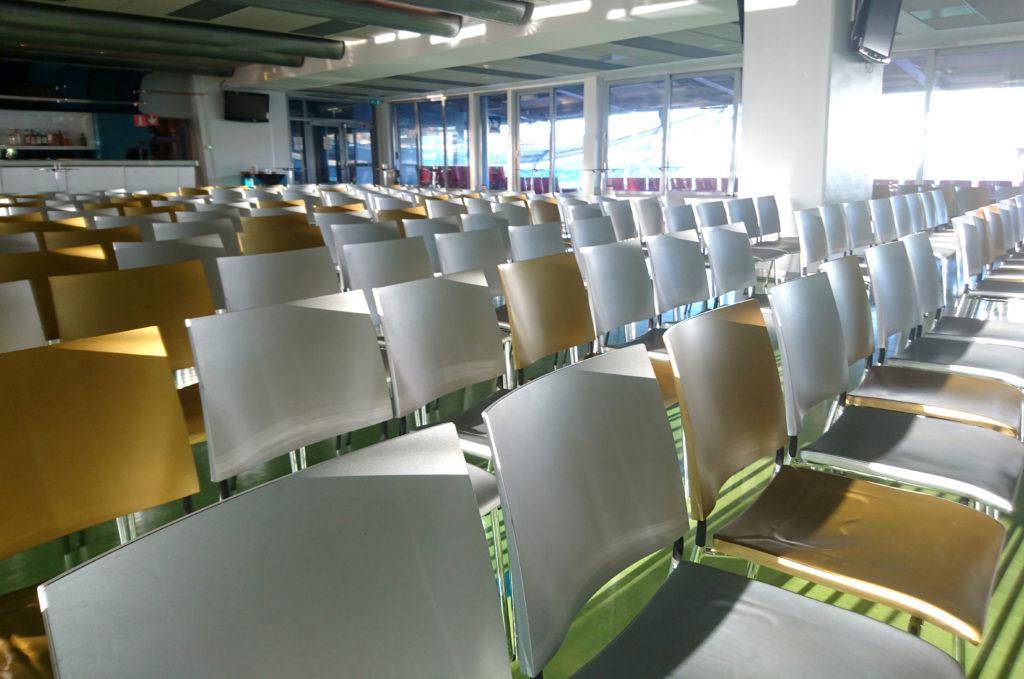 Konferenslokaler på Ullevi