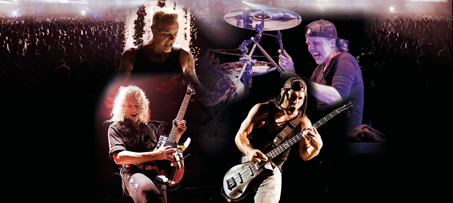 Boka bord innan Metallica - Ullevi restaurang och konferens i Göteborg.
