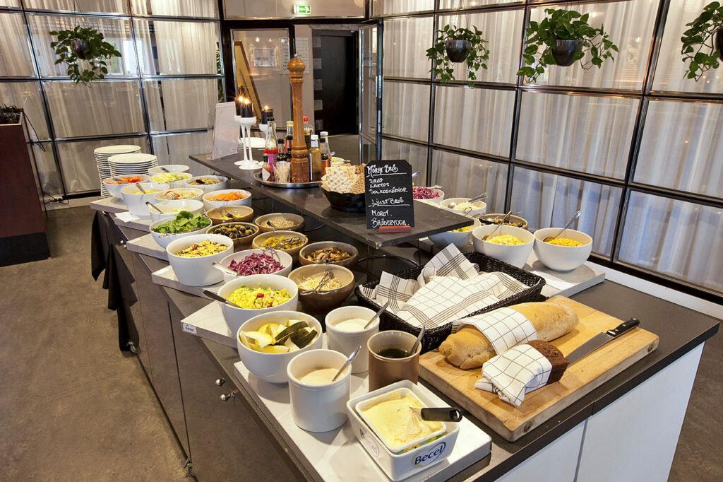 Lunch - Ullevi restaurang och konferens i Göteborg.